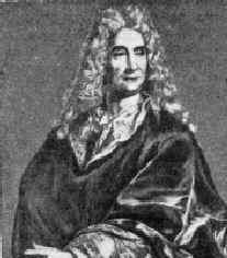 БАРОН МИШЕЛЬ (1653–1729)