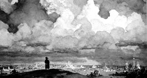 А.Николаев. Наполеон на Поклонной горе