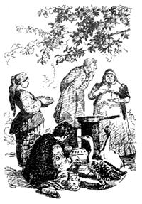 Н.в.гоголь Старосветские Помещики